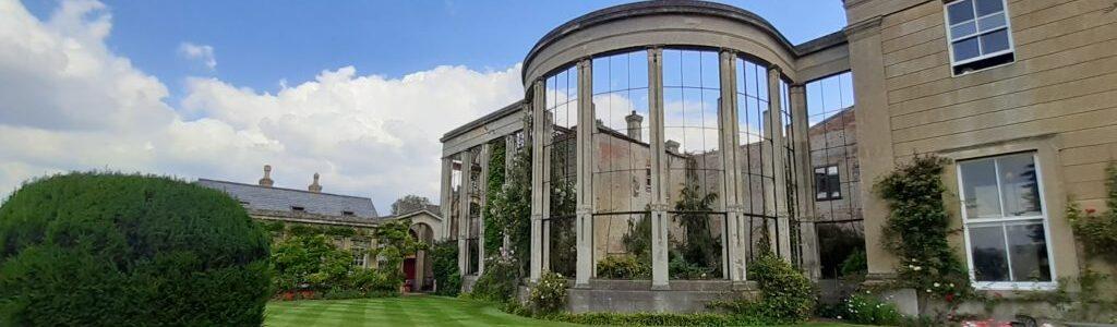 Bromyard historic society visits a historic bromyard house